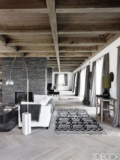 20 Pristine Ways To Design With White Living Room Furniture Black White And Grey Living Room, Living Room White, White Rooms, Rugs In Living Room, Living Room Designs, Living Room Furniture, Room Rugs, White Furniture, Furniture Design