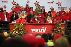 Designada comisión que recibirá resultados del CNE en primarias del PSUV