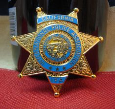 Police Badge - IPA International Police Association Badge by oldwestantiques on Etsy Police Sergeant, Police Officer, Law Enforcement Badges, Sheriff Badge, Gun Holster, Sell On Etsy, Things To Buy, The Help