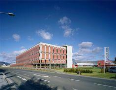New Factory Building,© Florian Holzherr
