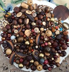 A personal favorite from my Etsy shop https://www.etsy.com/listing/269404420/huge-1-pound-6-oz-destash-bead-mix