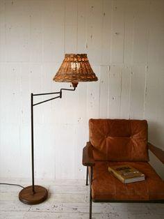 TRUCK|TRUCK-ZAKKA|191. FLOOR LAMP F-ZG1-RT
