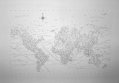 typographic map!