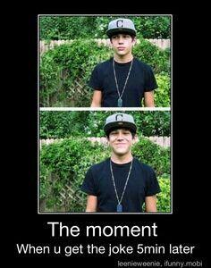 ^-^ austin mahone > this happens to me ALOT
