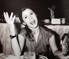 Carrie Fisher: Star Wars Princess Leia Sexy Slave Bikini Photos