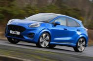 Ford Puma St Line X 2020 Uk Review Fords Baby Suv Is Already
