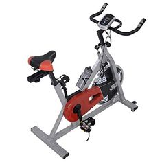 Exercise Bike Cycling Indoor Health Fitness Bicycle Stationary Exercising >>> See this excellent product. (This is an affiliate link ). Best Exercise Bike, Exercise Bike Reviews, Shape Fitness, Health Fitness, No Equipment Workout, Fitness Equipment, Indoor Cycling, Bikes For Sale, Workout Rooms