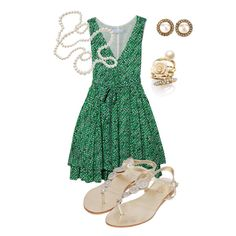 Summer, created by luanna-penna on Polyvore