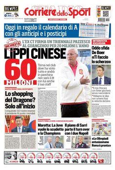 Jornal: Marcelo Lippi vai voltar ao Guangzhou para substituir Scolari…
