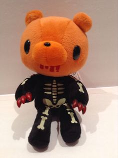 Taito Gloomy Bear Orange Plush Halloween 109 Japan Glows in The Dark | eBay
