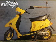 1994 Famel Electric Moped (Made in Portugal)