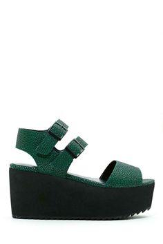 Shoe Cult Marion Flatform