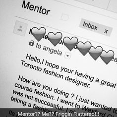"""Never in a million years would I have thought I would be someone's mentor at 30 years old as I feel like I'm still learning myself.  I have been so blessed to have had the experience of working in different industries running different companies and bringing many ideas and brands to life. One thing I've learned and always pass on: """"You never know until you try."""" I've never been one to plan a detailed coarse of action. I usually get an idea and I mentally draft a quick plan of execution and…"""