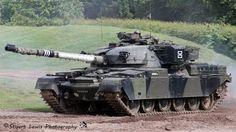 Britain Chieftain Tank