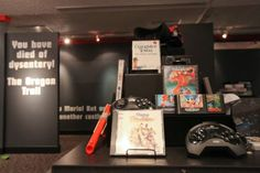 Growing Up Gamer at the Aurora History Museum