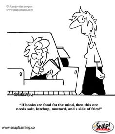 Friday Humor: #Reading Cartoon   Reading Humor   Pinterest ...