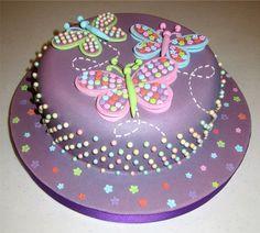♥ Butterfly cake ♥