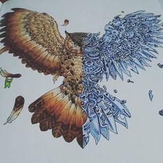 Image result for kerby rosanes imagimorphia owl