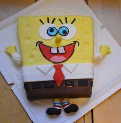Tarinoita Ryytimaan reunalta: PalavaLanka&PorisevaPata: Paavo Pesusieni kakku SpongeBob SquarePants