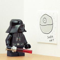 An Artist makes Lego Star Wars magic!