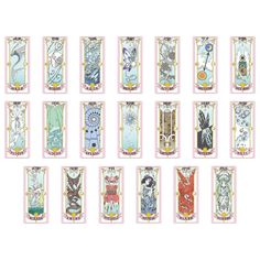 Cardcaptor Sakura: Clear Card manga and anime series reignited interest in Clamp's magical girl series, including a new wave of merchandise and themed. Cardcaptor Sakura, Sakura Chibi, Anime News Network, Deck Of Cards, Card Deck, Card Captor, Girls Anime, Clear Card, Wedding Art
