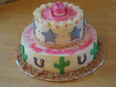 cowgirl+cake | Cowgirl cake