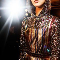 Backstage at Sadie Williams, London Fashion Week. Sadie Williams, Aw17, London Fashion, Backstage, Mac, Leather Jacket, Jackets, Beauty, Studded Leather Jacket