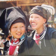 Femmes Dzao Noir