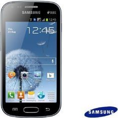 Samsung released the Galaxy S Duos with Dual SIM feature, for your full enjoyment of living and working. Equipped with a vivid 4'' WVGA display, 1GHZ high speed Qualcomm Snapdragon processor and Android 4.0.4 Ice Cream Sandwich platform, this device brings you a brand new experience with excellent software and hardware.