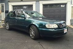 1995.5 Audi UrS6 Avant