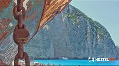 Zakynthos, Greece belongs to the complex of the Ionian islands. It has amazing beaches, all with great touristic facilities, and a beautiful town. Beach Fun, Hostel, Greece, Island, Videos, Places, Beautiful, Greece Country, Islands