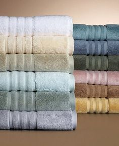 Hotel Collection Bath Towels, MicroCotton Luxe Collection