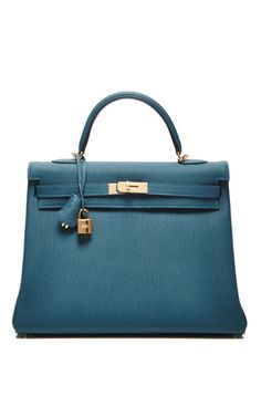 Hermes 35cm colvert retourne togo kelly by HERITAGE AUCTIONS SPECIAL COLLECTION Preorder Now on Moda Operandi