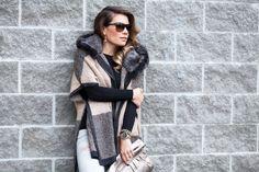 Karin Bohn Hooded Winter Cape 3