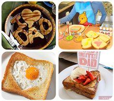 desayunos para el dia del padre