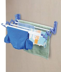 Wall Mounted Dryer Small- Blue