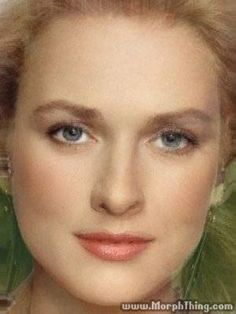 Morphthing morphs faces together! This is an image of Naomi Watts, Grace Kelly, Meryl Streep