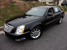 2011 Cadillac DTS Luxury Collection Black Raven | Cockeysville MD