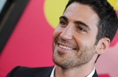 Miguel Angel Silvestre Movies | Miguel Angel Silvestre Pictures - 'I'm So Excited' Premieres in LA ...