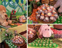linda FESTA floresta / safari tellastella festa