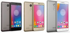 Lenovo K6 smartphone goes official beside the two other smartphone devices…