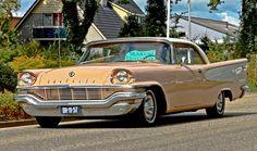 1957 Chrysler Windsor 2-Door Hardtop 5.7L Spitfire V8 345 Valve-in-Head 285bhp Engine (Photo by Clay)