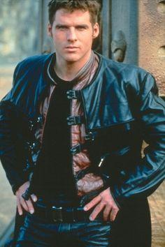 John Robert Crichton Jr. (Ben Browder) Farscape (1999–2004)