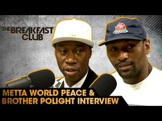 Sound frequencies + food mecidcines|| Metta World Peace and Brother Polight Interview With The Breakfast Club (8-3-16) - YouTube