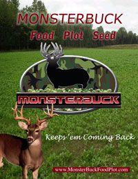 Monster Buck Foodplots