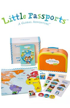 Early Explorers is more than just a monthly subscription – it's a conversation starter for curious preschoolers who want to learn about the world. #LittlePassports