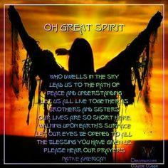 Spirit prayer 2