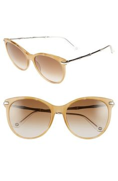Sunglasses On Sale, Horn, 2017, one size Prada