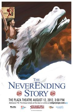 Dean Reeves' Film Posters: The NeverEnding Story