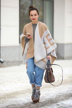 #streetstyle #fashion #blogger #kseniyavostrikova #zara #ootd #fall #fashionweek #inspiration #style #ysl #fashionblogger #longstoryshirt #chanel #guess
